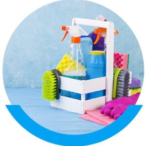 productos de limpieza para el hogar